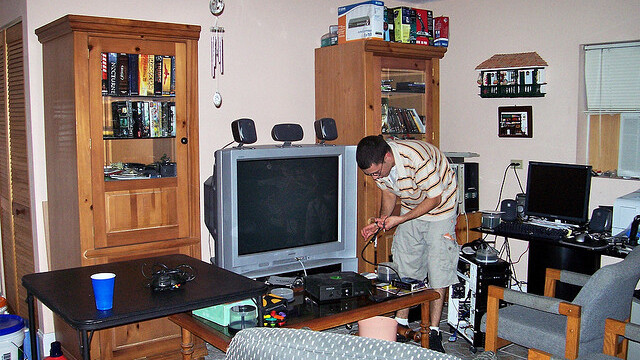Nielsen survey shows video streaming on game consoles up 7% since 2010