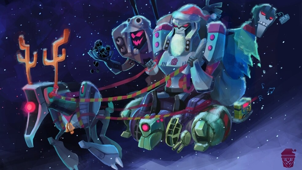 The Ultimate Robot Gift Guide: This holiday, the robots are taking over!