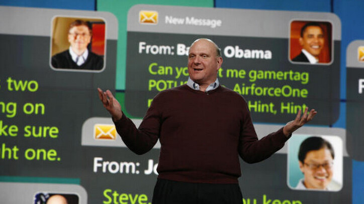 Microsoft to pull out of CES after 2012 keynote