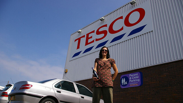 Major UK supermarket chain Tesco rolls out free Wi-Fi in stores nationwide