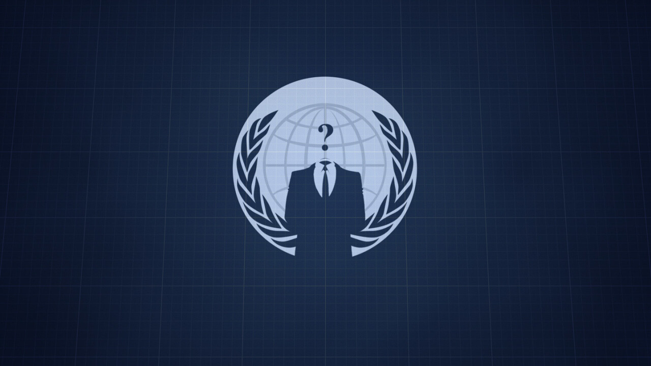 Anonymous Responds to SOPA: We'll Deface The Internet In Protest