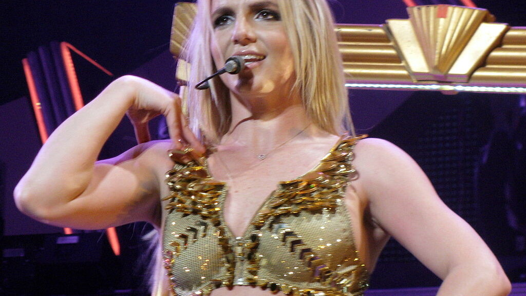 Britney Spears just became the first user to hit one million circles on Google+