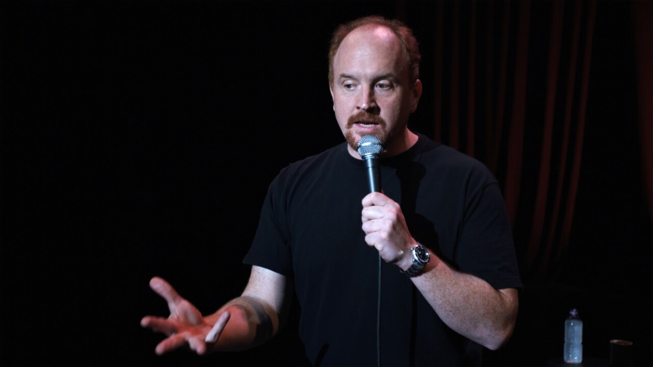 Louis C.K's $5 stand-up special nets him $1 million, donates a quarter to charity