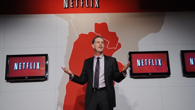 US lawsuit accuses Netflix of making misleading statements to raise its share price