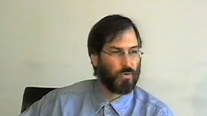 New 30-minute Steve Jobs: Thoughts on Life documentary on the way