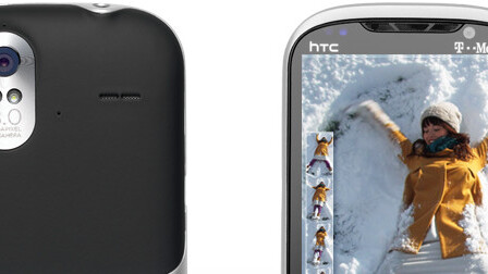 It's on: T-Mobile's HTC Amaze 4G versus the iPhone 4S