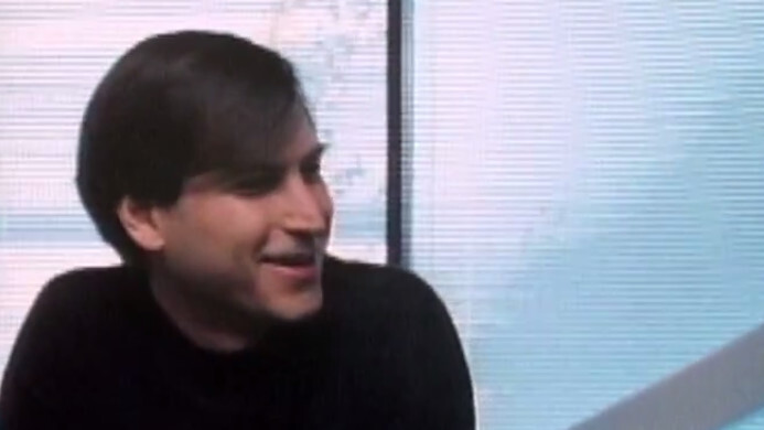Steve Jobs on video games as the future of learning [Video]