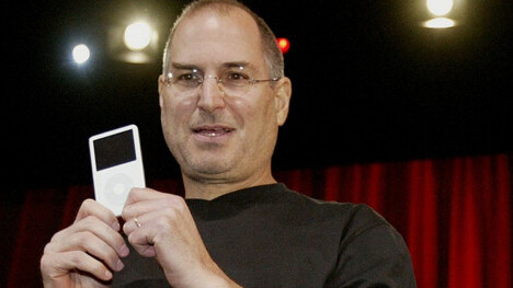 Steve Jobs just won a Grammy