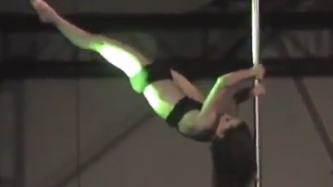 Your perception of pole dancing is about to be blown