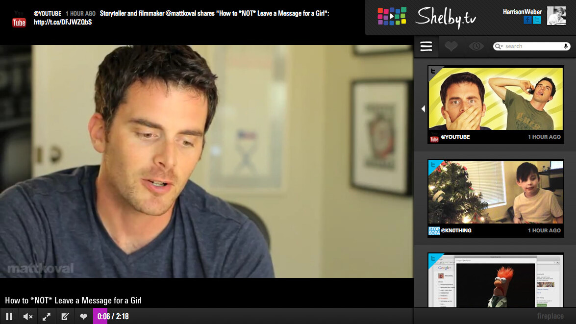 Samsung acquires and shutters Shelby.tv to create its own curated video service