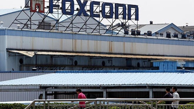 Apple partner Foxconn plots $1.1bn manufacturing expansion in China