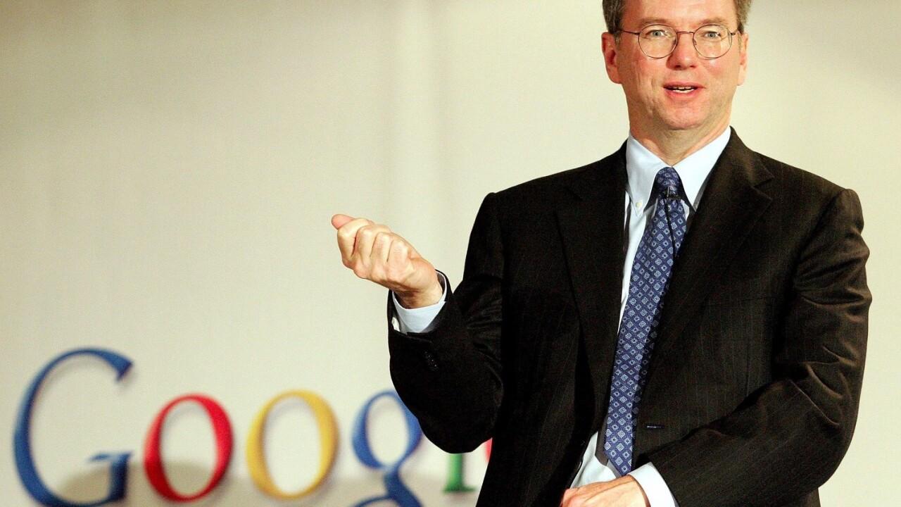 Google's Schmidt teases possible Nexus tablet in the next 6 months