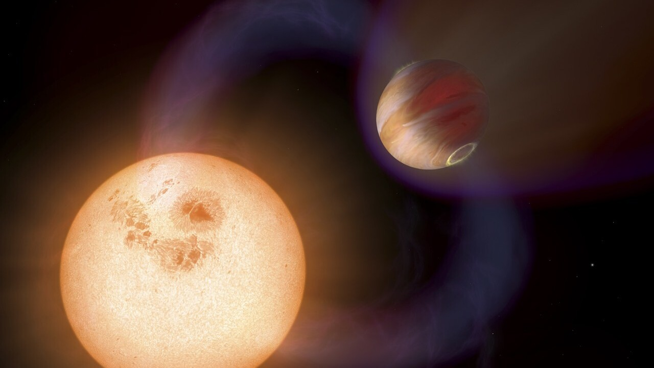 NASA just discovered an Earth-sized planet nearby, but don't try living there