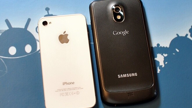 Samsung research found strongholds for Apple's iPhone in San Francisco, Philadelphia, Los Angeles