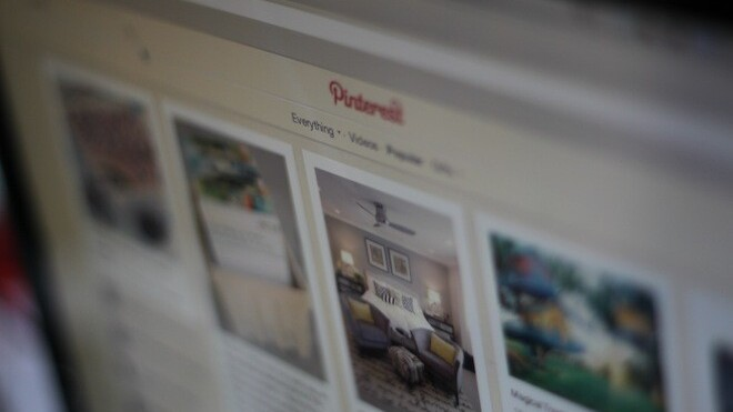 Pin A Quote lets you convert text into an image for easy sharing on Pinterest