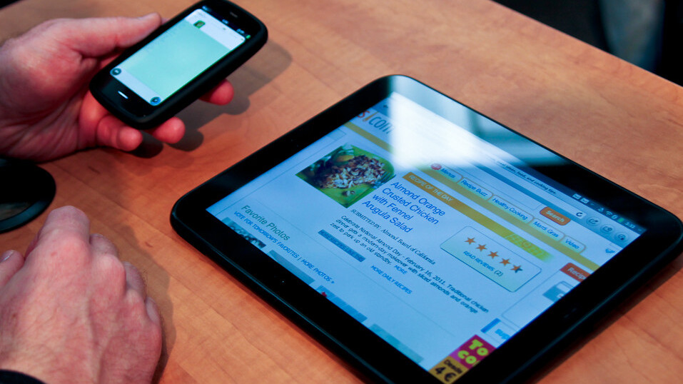 HP will keep webOS, but will open source much of it, effectively killing it off as a platform