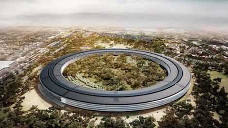 Beautiful new details of Apple's 'Spaceship' 2.0 headquarters revealed