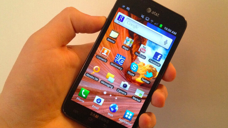 Samsung reportedly reconsidering Ice Cream Sandwich updates for Galaxy S and Galaxy Tab