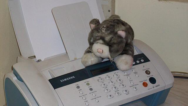 Protest SOPA the old school way, send your local representative a fax