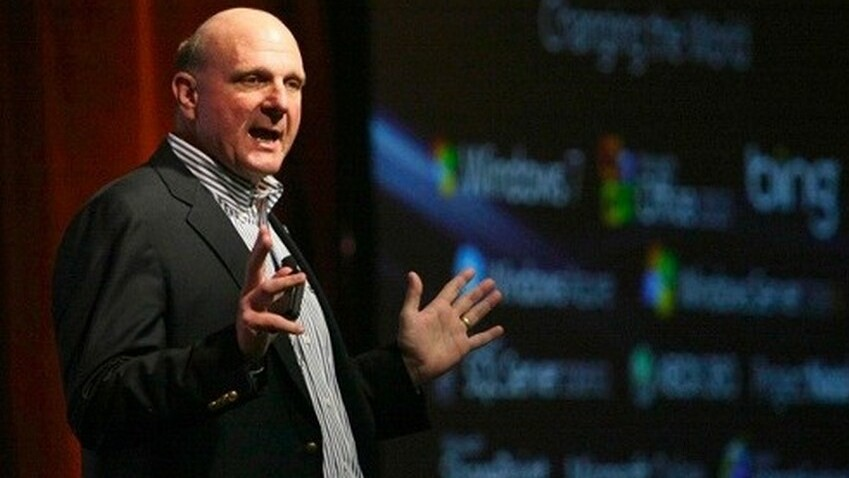 Microsoft hints that Windows revenues fell in the final quarter of 2011