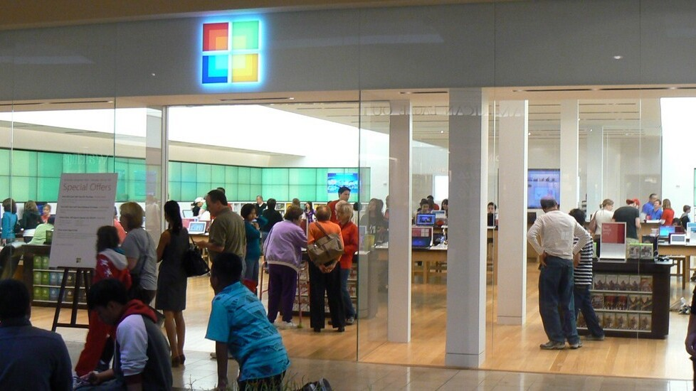 """Ballmer: """"We've got to beat"""" Apple anyway, so let's build stores next to them"""