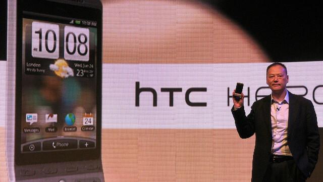 HTC's Chou: Apple and Samsung are striking with 'nuclear weapons'