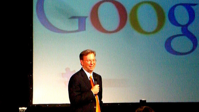 Reporter says Google culture 'makes no sense', Eric Schmidt responds [video]