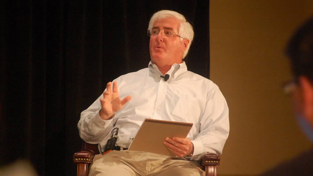 Ron Conway discusses the defining characteristics of an entrepreneur (video)