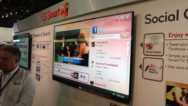 LoveFilm streaming comes to LG Smart TVs via new app