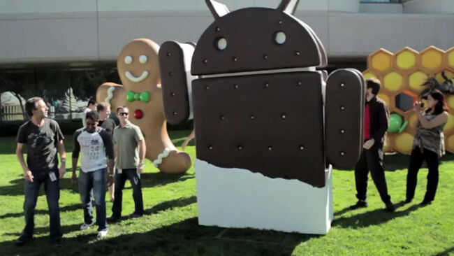Ice Cream Sandwich now running on 0.6% of all Android devices