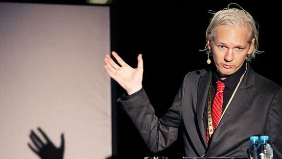 """Julian Assange is set to host his own TV show focusing on """"the world tomorrow"""""""