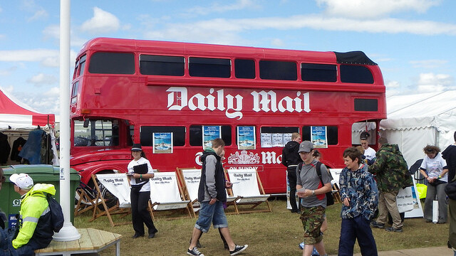 The Daily Mail is now the most popular newspaper website in the world