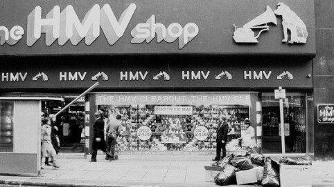 HMV's plans to get UK business back on track? Increase its in-store vinyl stock.