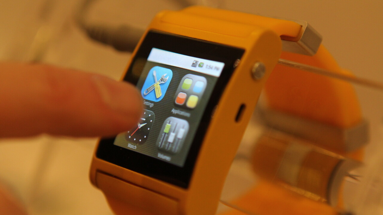 The i'm Watch is an attractive, developer friendly smartwatch with a speed issue [Video]