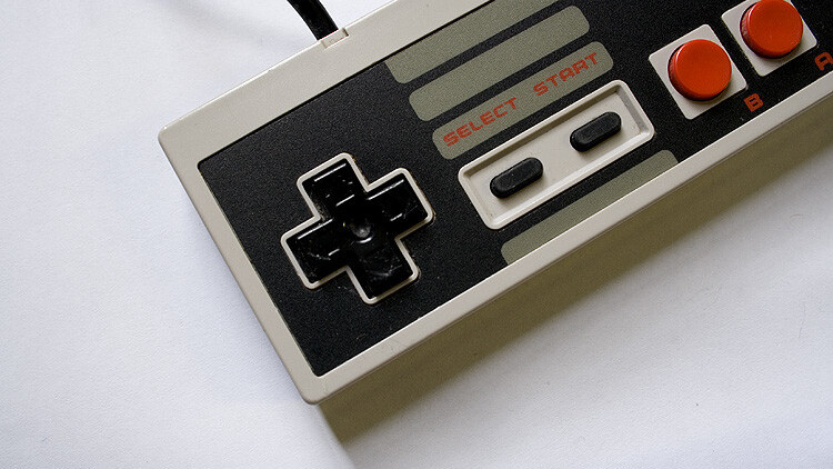 Cool hack lets you control your iPad with a NES gamepad