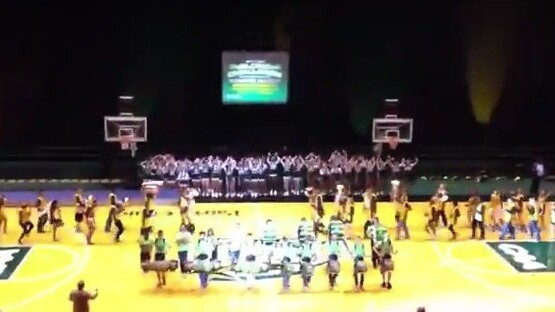 Watch this amazing university marching band destroy LMFAO's Party Rock Anthem