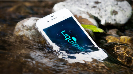 Liquipel's molecular coating could make your iPhone waterproof without a case