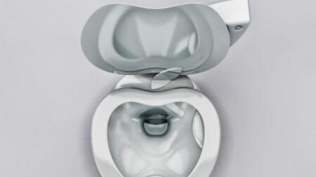 The iPoo toilet