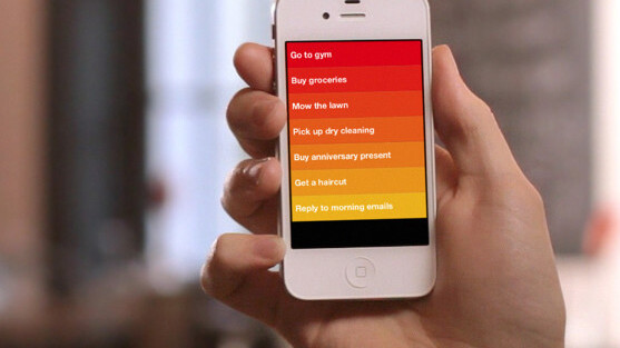 Clear is an incredible new list app for iPhone from Realmac and fresh studio Impending