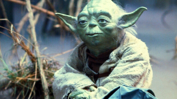 What I learned at Macworld: Yoda was right