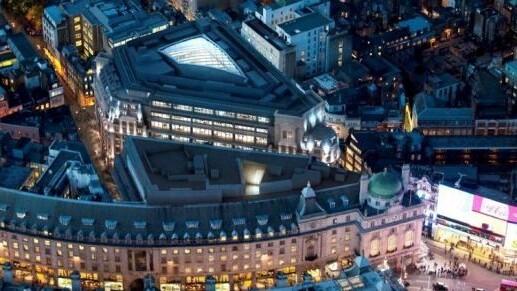 Telefónica Digital opts for London's Regent Street for its global HQ