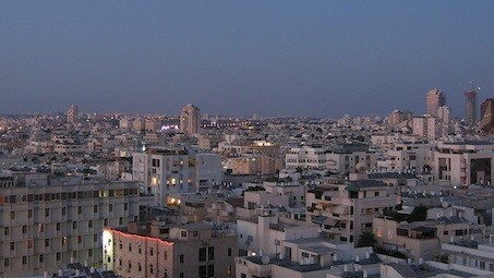 Hackers used thousands of Israeli computers to take down the Tel Aviv Stock Exchange website