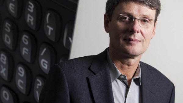 New RIM CEO to focus on marketing, execution and consumer markets. Is that enough?
