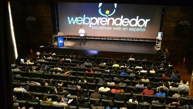 Webprendedor's new conference will teach Chilean startups how to raise capital