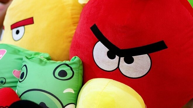 Angry Birds are flocking to Facebook as Valentine's Day launch is revealed