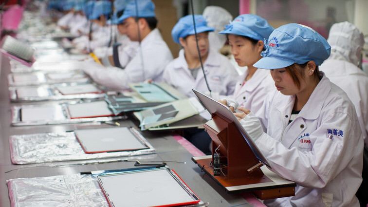 Apple reveals a list of its suppliers for the first time