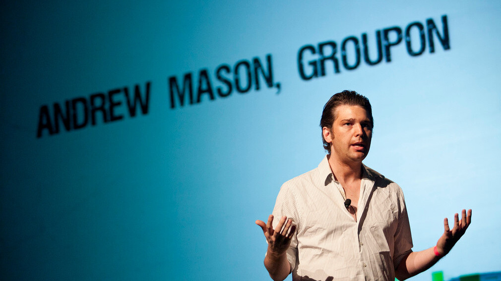 Groupon's Mason: We are a technology company with an important human core