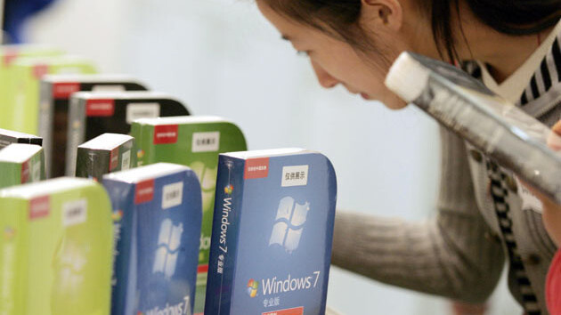 Microsoft continues its fight against piracy, sues Chinese electronics distributor Gome