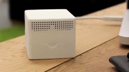 Olly, the Internet-connected smelly robot, is now on Kickstarter