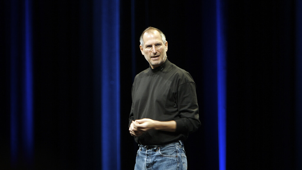 Steve Jobs on charity: Encourage shareholder donations by increasing Apple's value